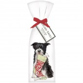 Mutt Stocking Towel Set
