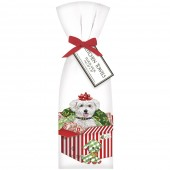 Bichon Present Towel Set