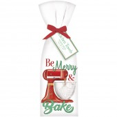 Merry And Bake Towel Set