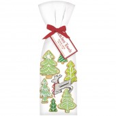 Tree Cookies Towel Set