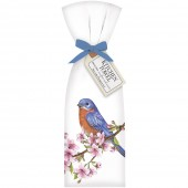 Bluebird Blossoms Towel Set