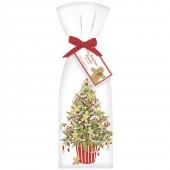 Gingerbread Tree Towel Set