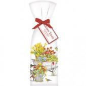 Tulip Wheelbarrow Towel Set