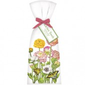 Ranunculus Towel Set