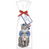 Uncle Sam Cat Towel Set