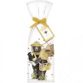 Beekeeper Bear Towel Set
