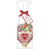 Valentines Card Towel Set