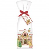 Gingerbread House Towel Set