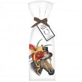 Horse Hat Towel Set