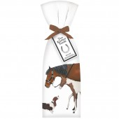 Mare And Foal Towel Set
