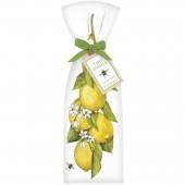 Market Lemons Towel Set