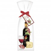 Holiday Red Wine Towel Set