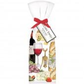 Wine Medley Towel Set