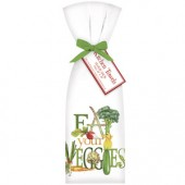 Eat Your Veggies Towel Set