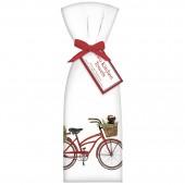 Winter Bike Towel Set