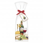 Wine Tasting Towel Set