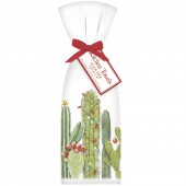 Cactus With Lights Towel Set
