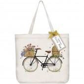 Beehive Bike Tote