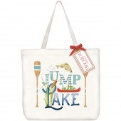 Jump In The Lake Tote