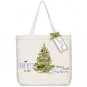 Bird Tree Spring Tote Bag