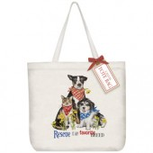 Everyday Rescue Pets Tote Bag
