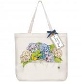 Hydrangea Bouquet Tote Bag
