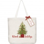 Boxed Pine Tote Bag