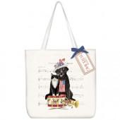 Parade Pets Square Tote Bag