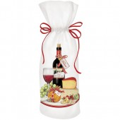 Winter Wine Platter Wine Bag
