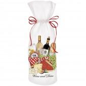 Wine Basket Wine Bag