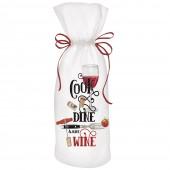 Wine And Dine Wine Bag