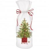 Boxed Pine Wine Bag