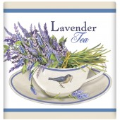 Lavender Teacup Tea Box