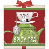 Coffee Tree Tea Box-Spicy