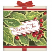 Variegated Holly Tea Box