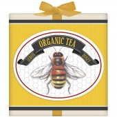 Modern Bee Tea Box