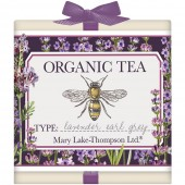 Botanical Lavender Tea Box