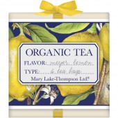 Botanical Lemons Tea Box