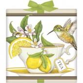 Teacup Lemon Tea Box