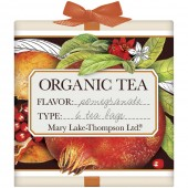 Botanical Pomegranate Tea Box