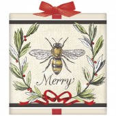 Bee Merry Tea Box
