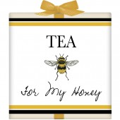 Single Bee Tea Box