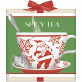 Holiday Vintage Teacup Tea Box