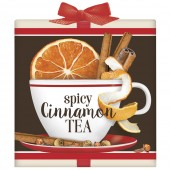 Cup Orange Peel Tea Box
