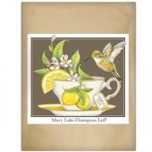 Teapcup Lemon Paper Bag Tea