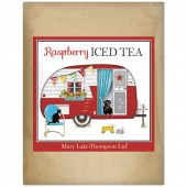 Red Camper Wrapped Tea