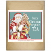 Gingerbread Santa Wrapped Tea