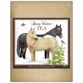 Snow Horses Wrapped Tea