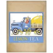 Blue Truck Egg Paper Bag Tea