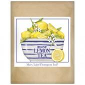 Lemon Bowl Paper Bag Tea